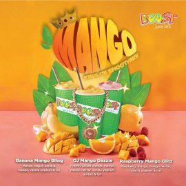Boost Juice Mango Promo